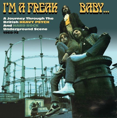 I'm A Freak, Baby...