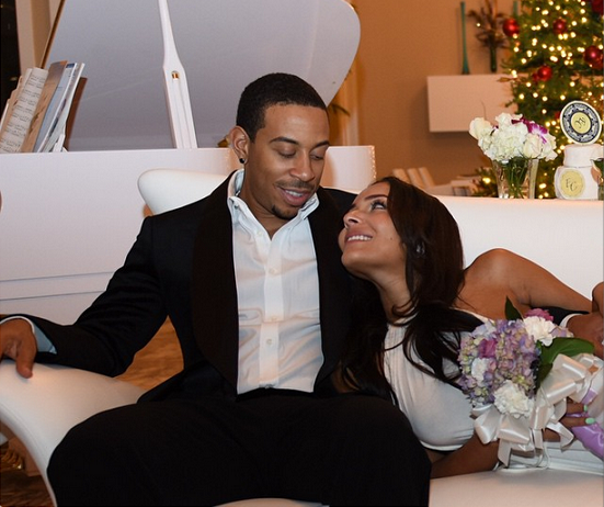 ludacris wedding pictures
