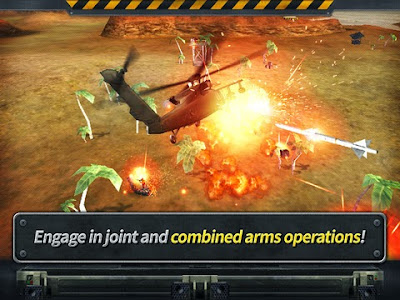Gunship Battle: Helicopter 3D 1.7.1 Apk