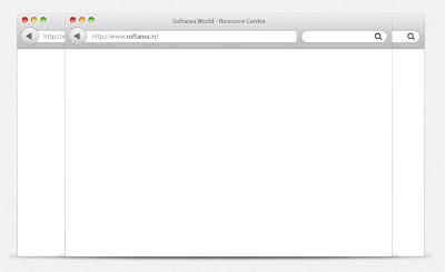 Mini Web Browser (PSD)