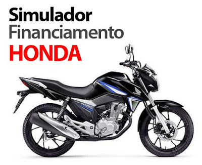 moto - simulador de financiamento