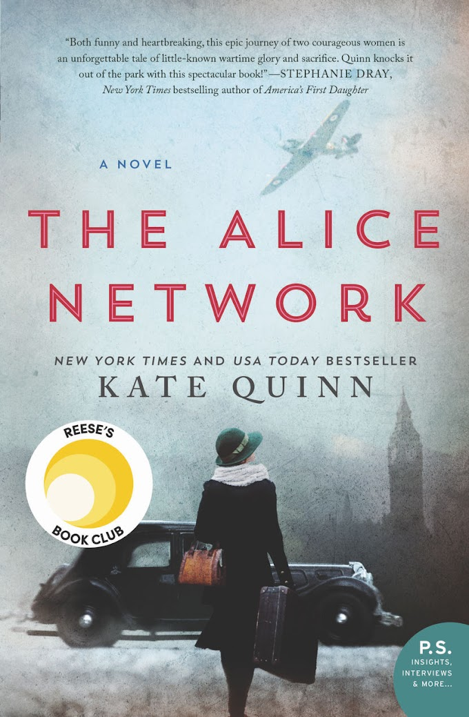 [PDF] Free Download The Alice Network By Kate Quinn