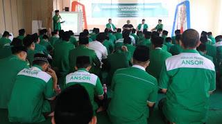 Jual/ Order Jas, Kemeja, Jaket, Kaos dan Topi Custom Gerakan Pemuda Anshar (GP Ansor)