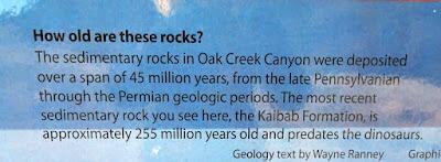 Oak Creek Canyon.