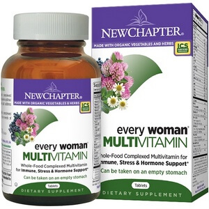 New Chapter - Every Woman Multivitamin