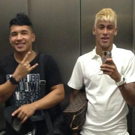 Novo cabelo do craque Neymar, como fazer, vídeo, fotos