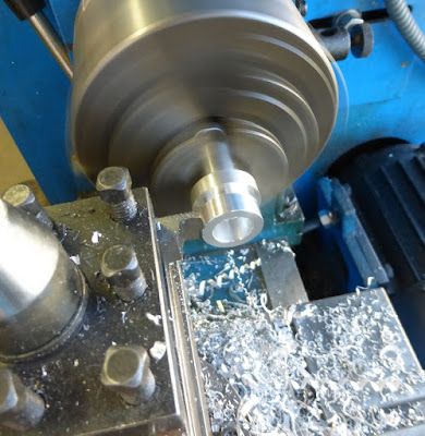 turning a spacer