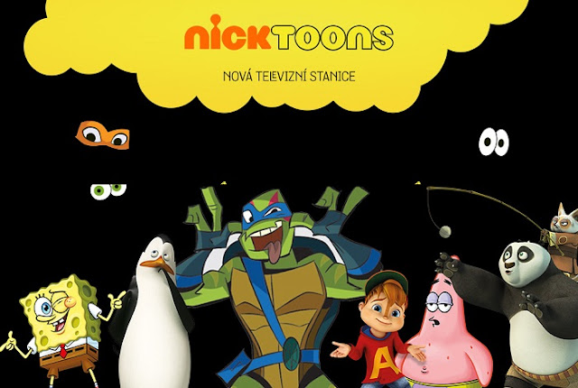 NickALive!: Viacom Launches Nicktoons Channel in the Czech ... Horizon Go Upc Czech