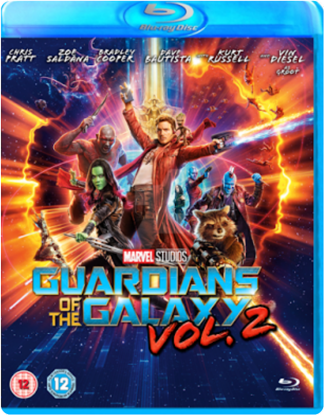 Guardians of the Galaxy Vol. 2 2017 Dual Audio ORG BRRip 480p 400mb ESub x264