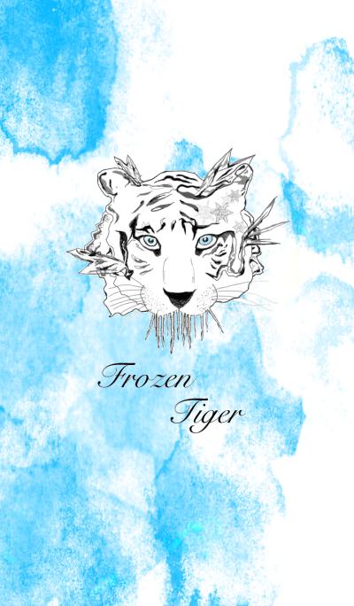 FROZEN TIGER