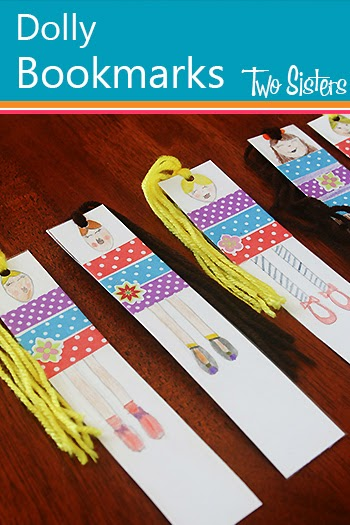 Dolly Bookmarks