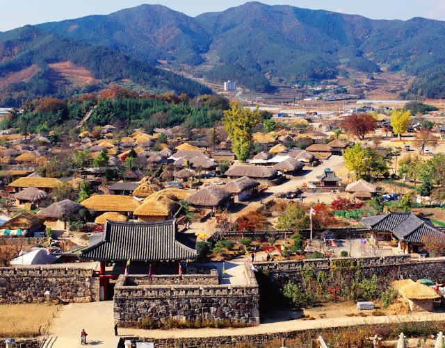 Làng dân tộc Hanok Namsan - Cùng khám phá địa danh nổi tiếng