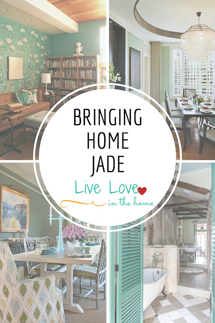 jade green interior design home photo inspiration by live love in the home