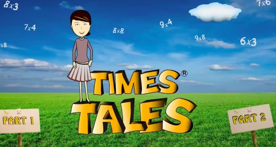 Learn Multiplication and Division With Times Tales (a Schoolhouse ...