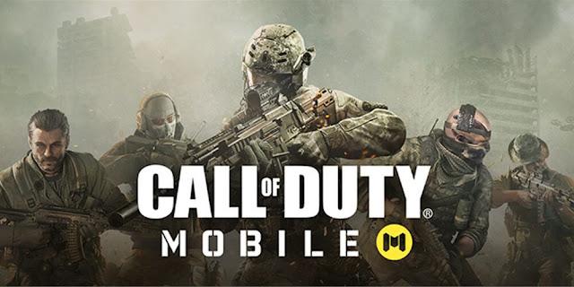 لعبة كود موبايل Call of Duty