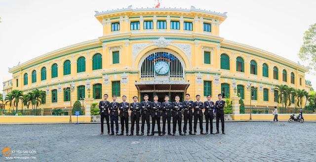 địa điểm cho thuê áo vest nam Hồ Chí Minh