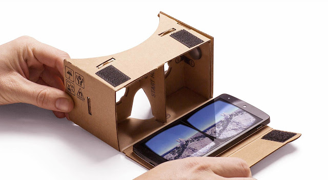 Google libera imagens de realidade virtual em apps e sites