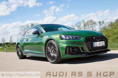 Audi RS 5 HGP, World´s most powerful RS5?