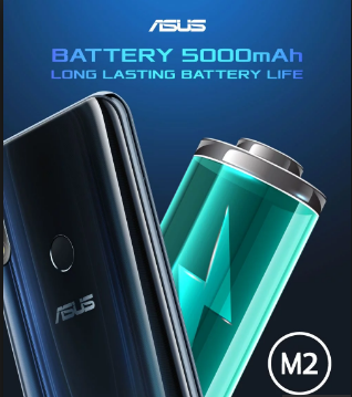 Asus Zenfone Max Pro M2 confirmed to be backed by a 5,00mAh battery
