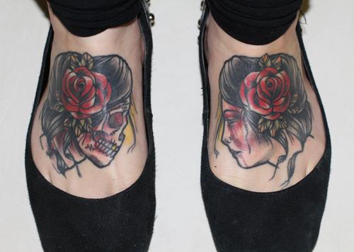Sometimes Sweet Tattoo Tuesday V 83