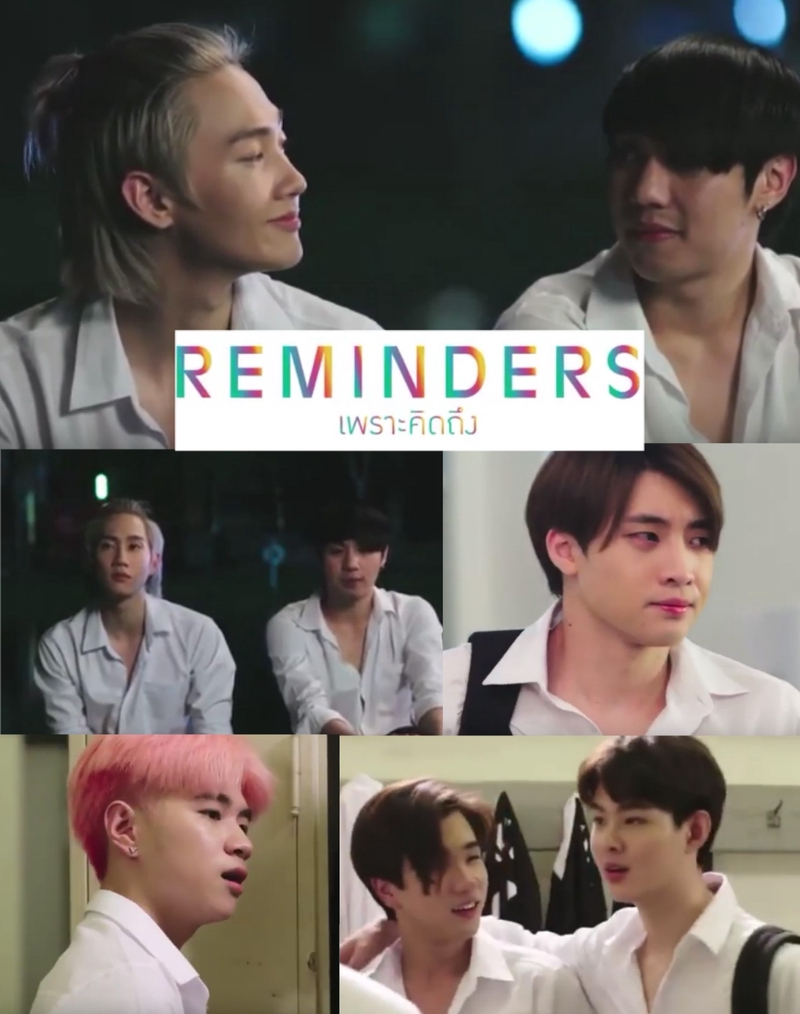 Download Series Thailand ReminderS (เพราะคิดถึง) Subtitle