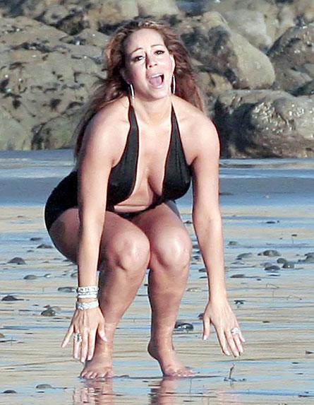 And have body bikini mariah carey Goes! What words