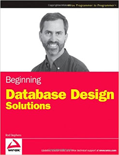 Top 5 Books to learn Database design for DBAs