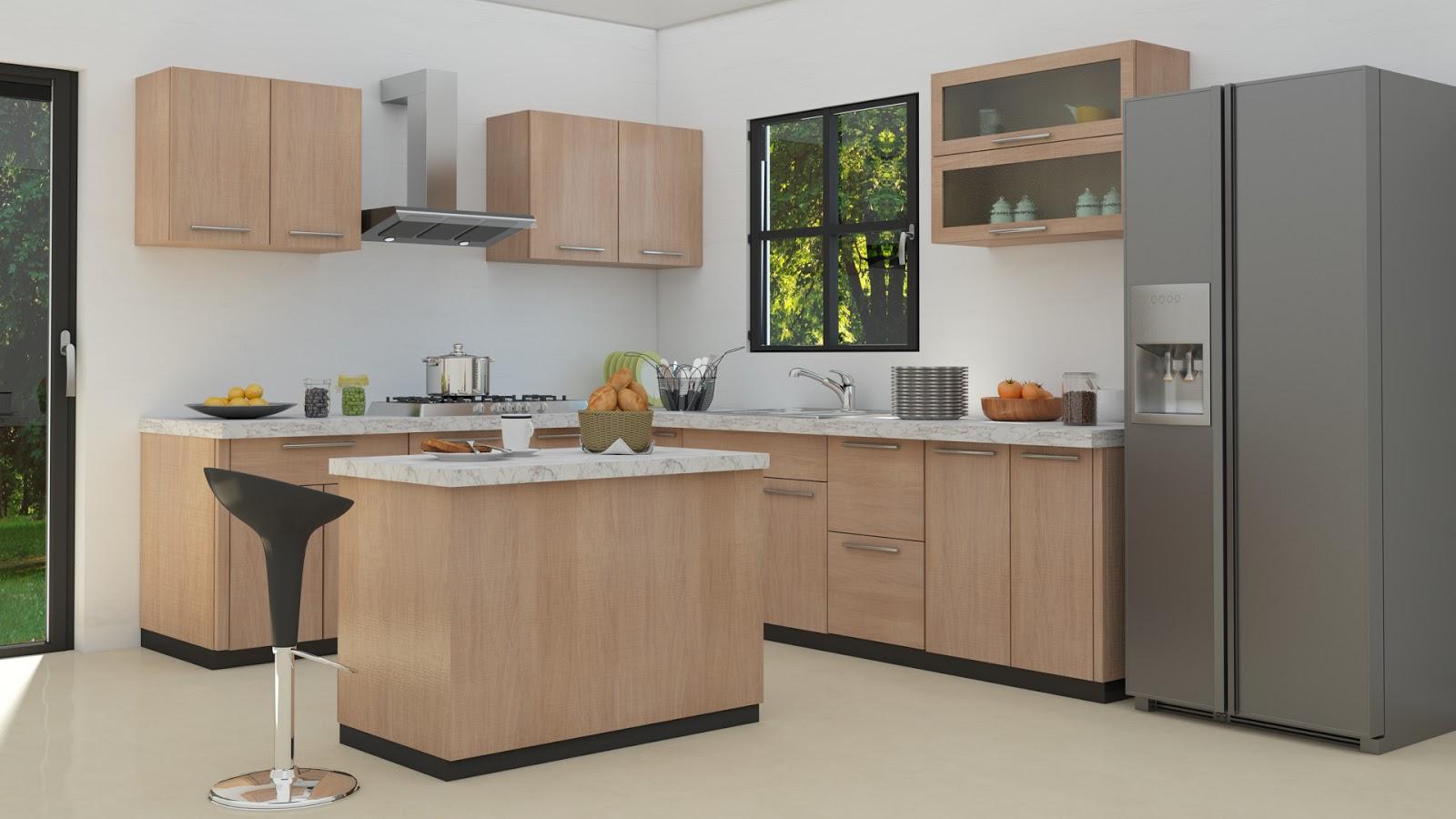Design ideas for L shaped kitchens | Interior Decor Blog ...