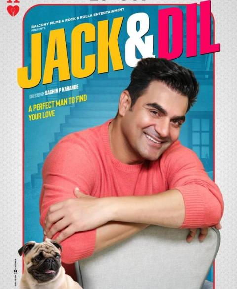 Jack & Dil new upcoming movie first look, Poster of Amit, Sonal, Arbaaz next movie download first look Poster, release date