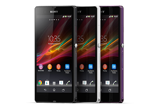 Sony Xperia Z Available in Philippines