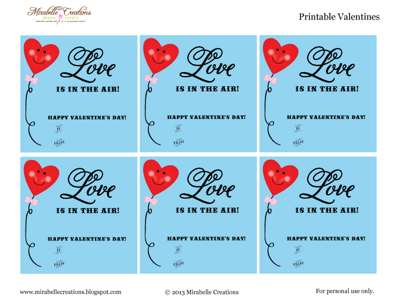 free printables valentine s day class cards air heads