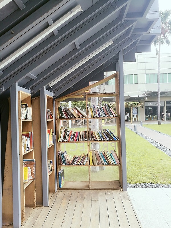 The Book Stop Project at Bonifacio Global City