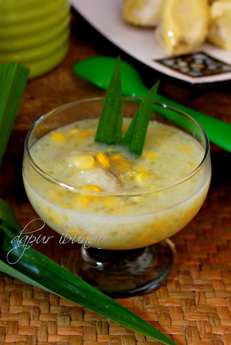 Resepi Bubur Jagung Santan - Listen ww