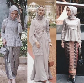 model kebaya 2019 muslim