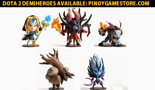 Dota 2 Demiheroes - Philippines ~ Pinoy Game Store - Online
