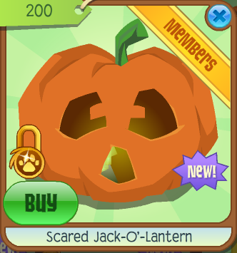 AJ All the Way: Your Guide to Animal Jam: Pumpkins and Animals