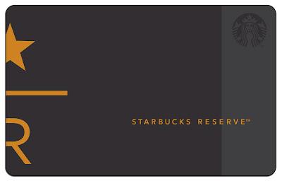 Starbucks New Card