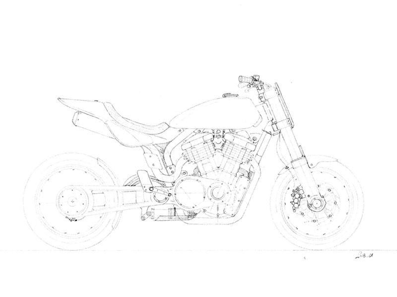 Achi's bikes: Mes dessins