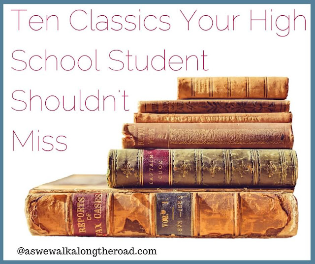 Must read classics for high school