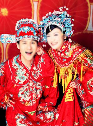 【習俗】中國人結婚習俗 – 生活空間站