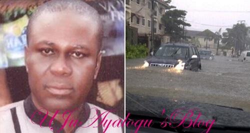 APC Member drowns in Abuja flood