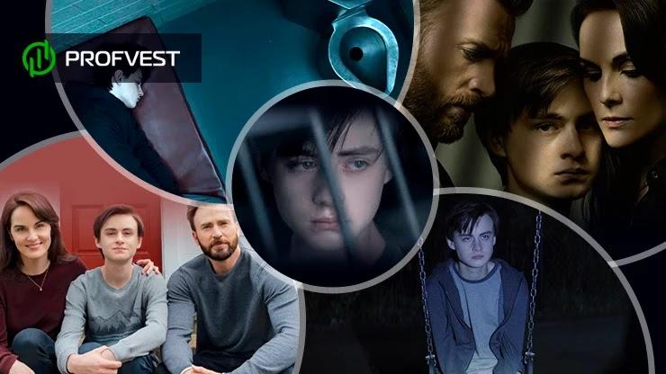 Защищая Джейкоба 2020 1 сезон актеры сюжет и рейтинги сериала