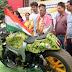 Amar Jawan - Bike dedicated to Indian Army is powered by Maruti Alto's engine