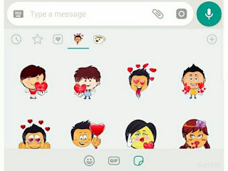 Send Stickers On Whatsapp Latest