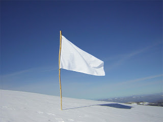 WHITE FLAG IDENTICAL SURRENDER