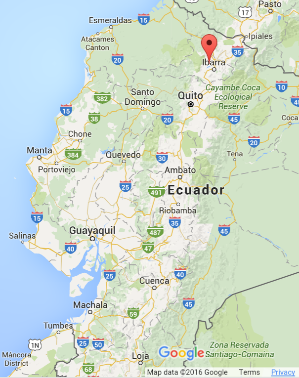 ecuador pre feasibility study at chachimbiro geothermal project to begin in april