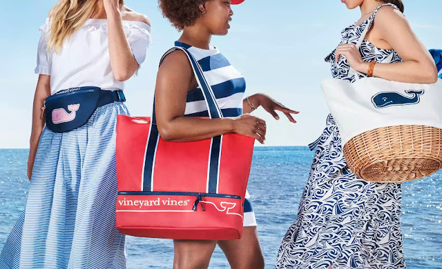 vineyard vines for target lookbook accessories