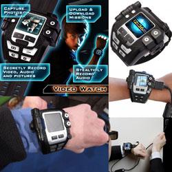 8ced640d07a ... relógio espião para criança. Bookmark e Compartilhe. Spy Net Video Watch