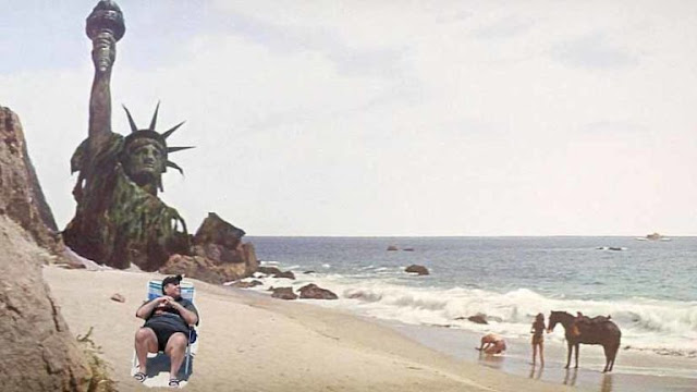 chris christie on the beach