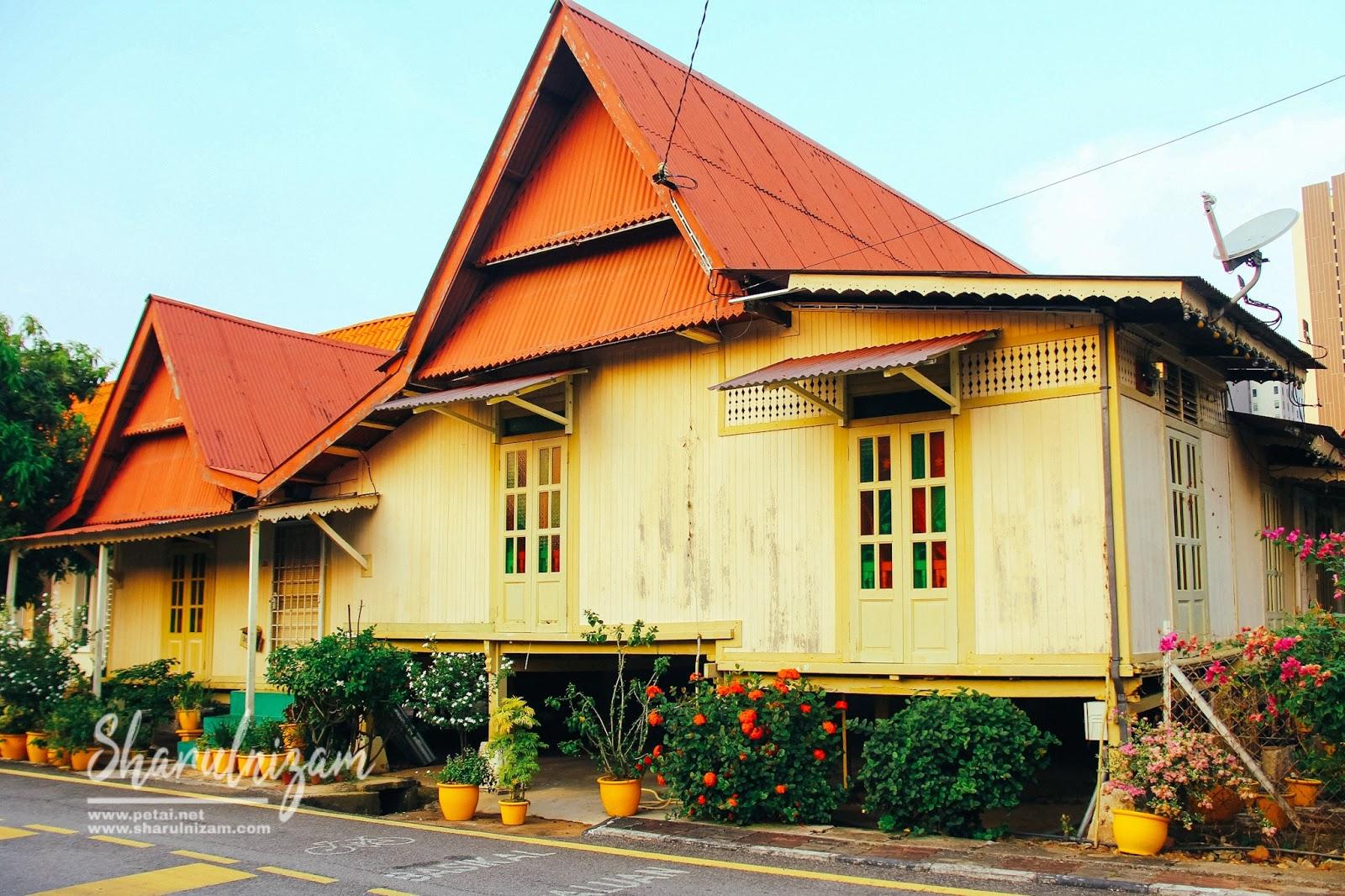 Rumah Melayu Melaka Kampung Morten 6